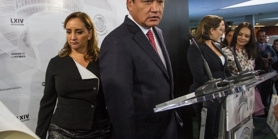 Al nuevo gobierno lo está alcanzando la realidad: Osorio Chong