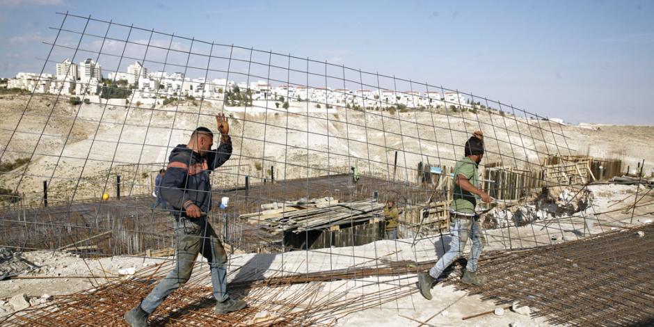 Israel alista dos mil 500 nuevos asentamientos