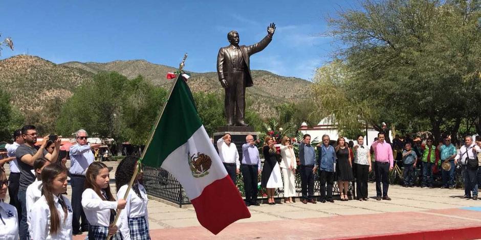 Legado de Colosio sigue aportando a la transformación de México, asegura José Narro
