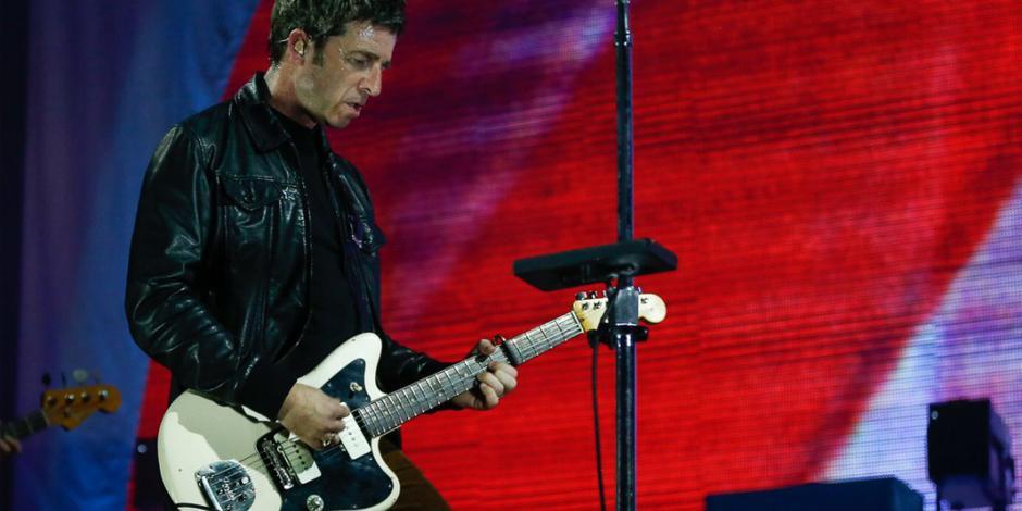 El britpop de Noel Gallagher, enloquece a los asistentes al Vive