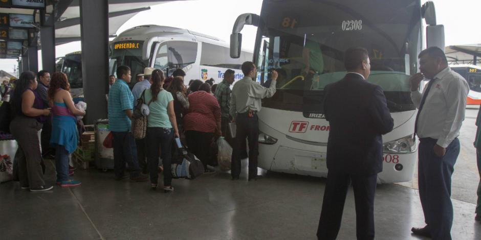 Descuentos en autobuses por vacaciones inician mañana