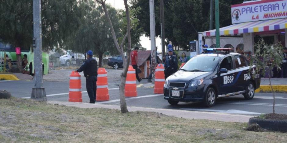 Cierran calles de Iztapalapa para representación de Viacrucis