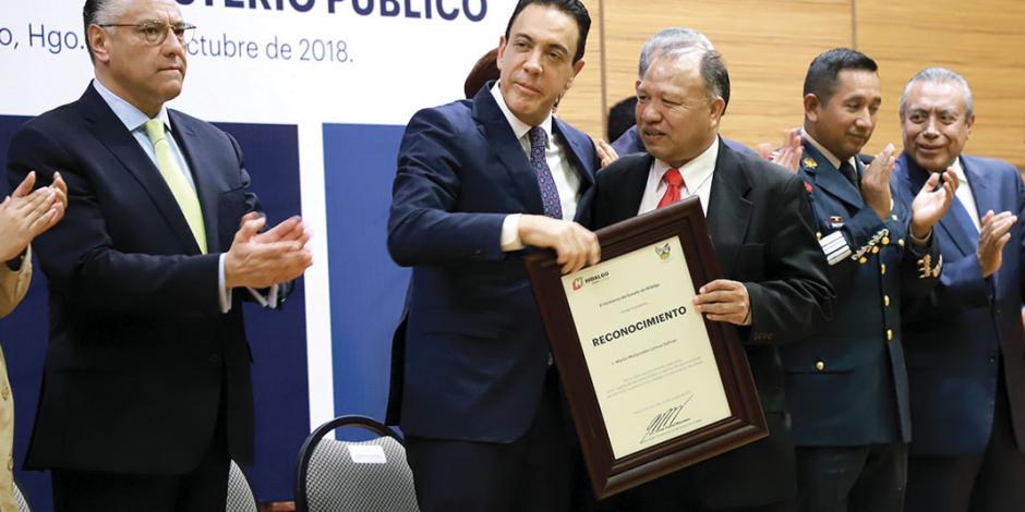Gobernador de Hidalgo pide revisión a sistema penal
