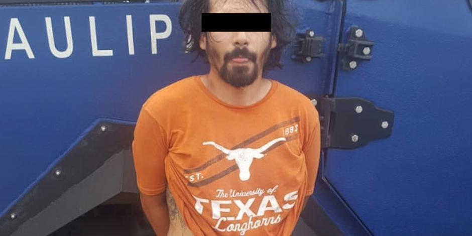 Captura Policía de Nuevo Laredo a uno de los más buscados en Texas