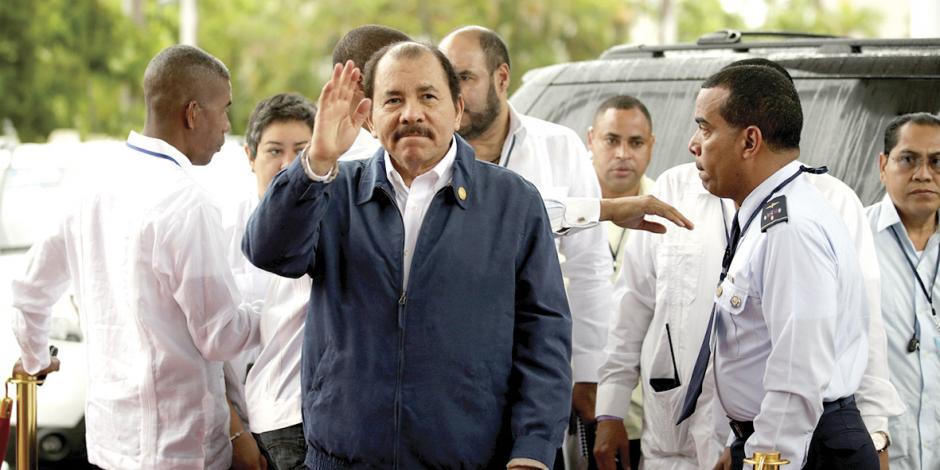 Daniel Ortega expulsa de Nicaragua al GIEI