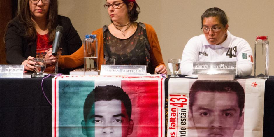 Confesiones en caso Ayotzinapa, bajo tortura, golpes..., señala ONU