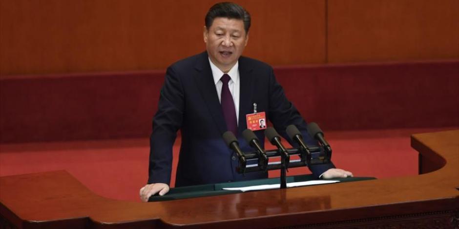 Aprueban legisladores de China mandato ilimitado de Xi Jinping