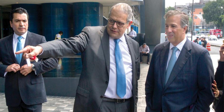 Sin López Obrador no voy a debates: Meade