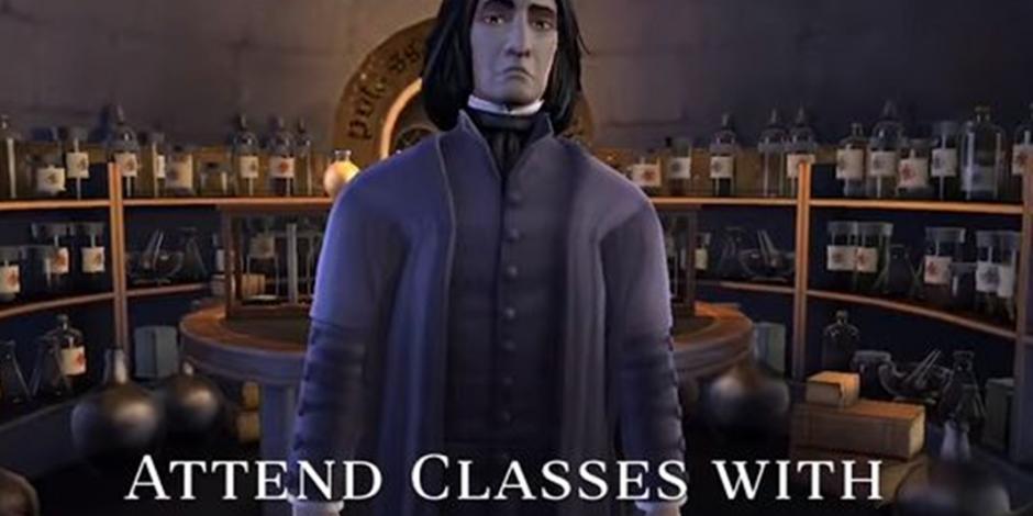 Podrás tomar clases con Dumbledore y Snape en videojuego de Harry Potter
