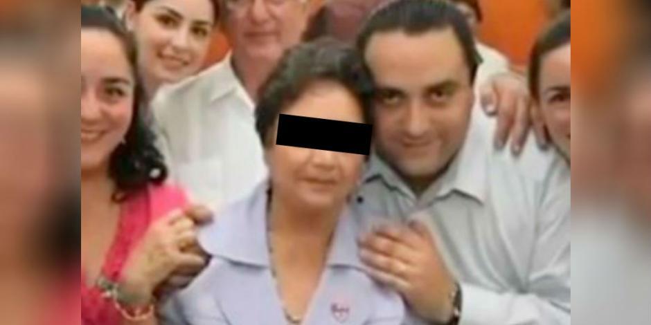 Buscan a madre de Borge por presunto fraude en compra de predios estatales