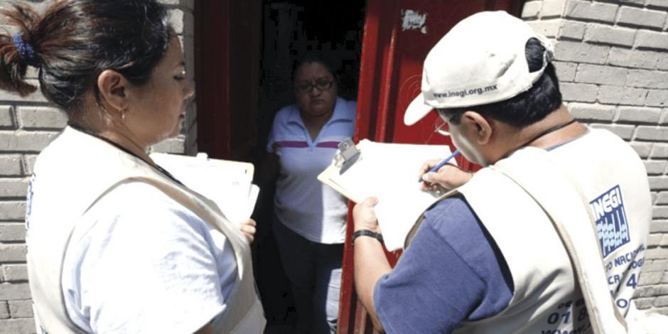 IP pide no bajar salarios a funcionarios del Inegi
