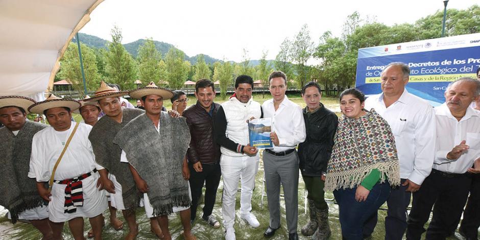 Va Chiapas por conservación ecológica