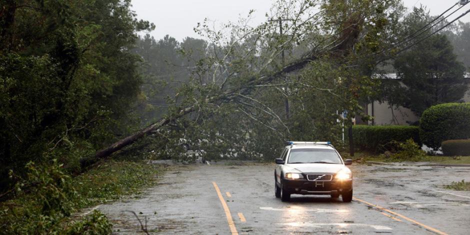 VIDEOS: Estragos que causó el huracán Florence