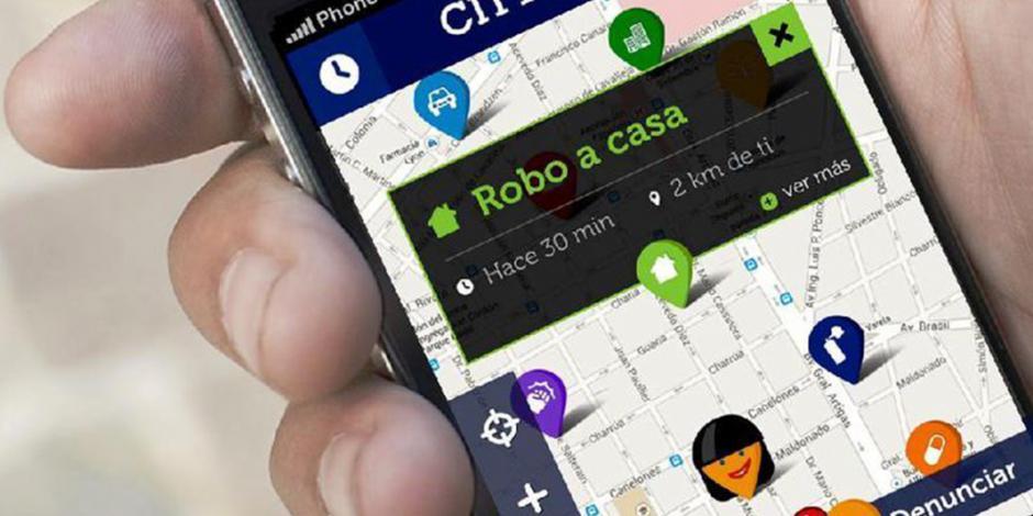 CityCop: la red social que ayuda a combatir la delincuencia