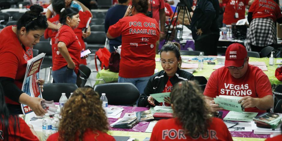 Más de 7 millones de latinos votarán en comicios de noviembre en EU