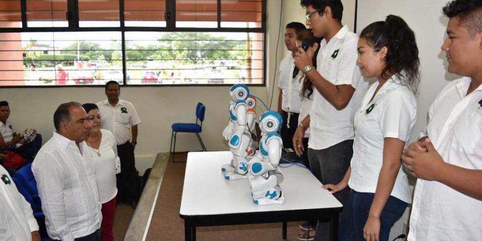 Destina Astudillo más de 253 mdp a universidades tecnológicas y politécnicas