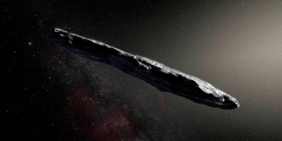 Astrónomos de Harvard afirman que el asteroide Oumuamua era una nave extraterrestre