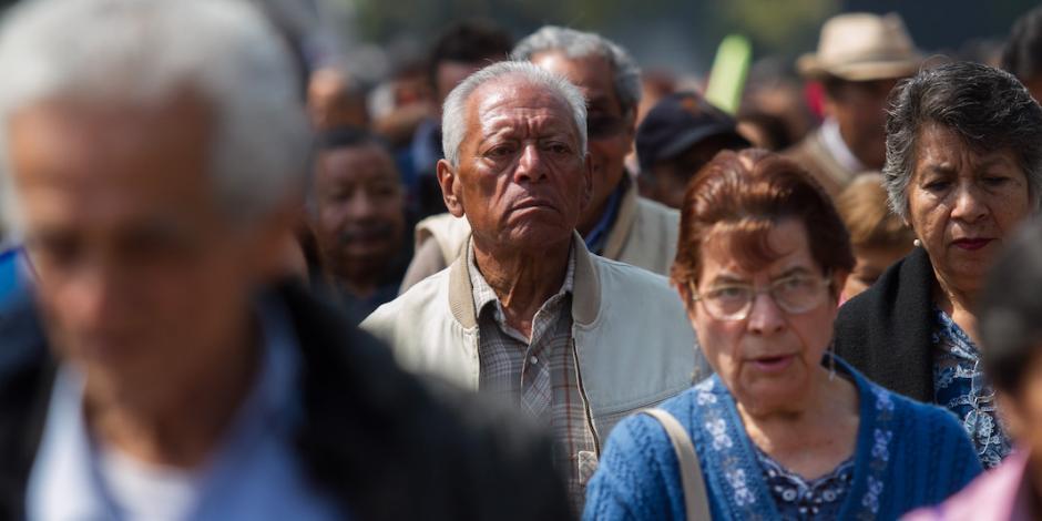 Adultos mayores, víctimas de robo