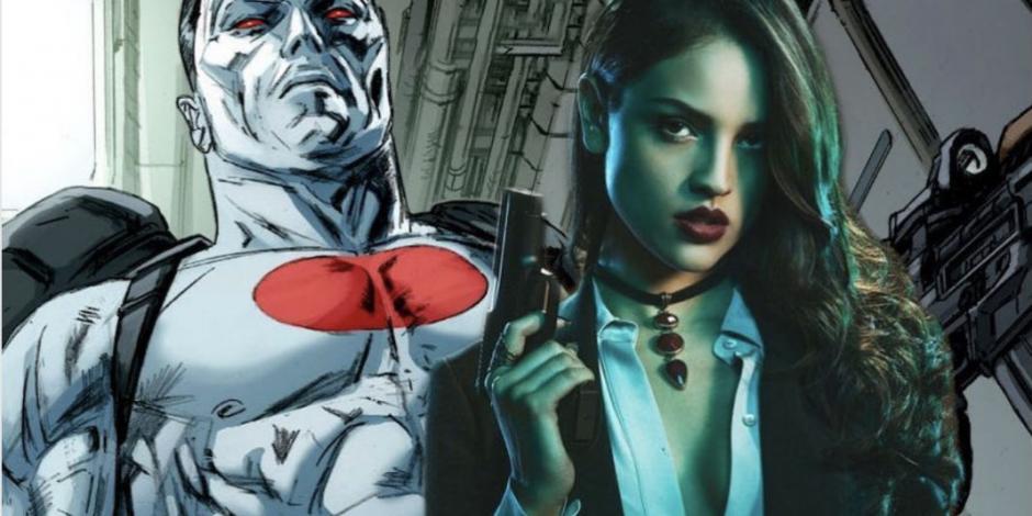 Eiza González entra al mundo de los superhéroes con la película Bloodshot