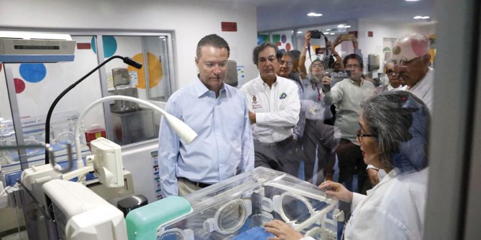 Renuevan con 80 mdp Hospital de la Mujer