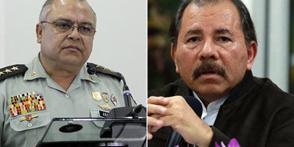 Ejército de Nicaragua se distancia del presidente Ortega y no reprimirá las protestas