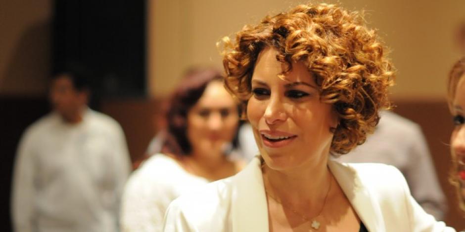 Ordenan detener a Karime Macías, esposa de Javier Duarte