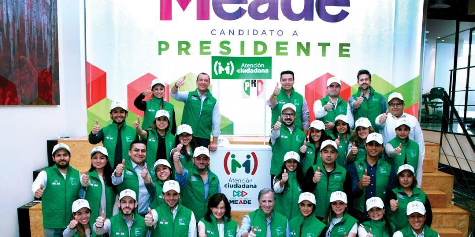 Propone Meade deducir el ISR a cambio de seguro a domésticas