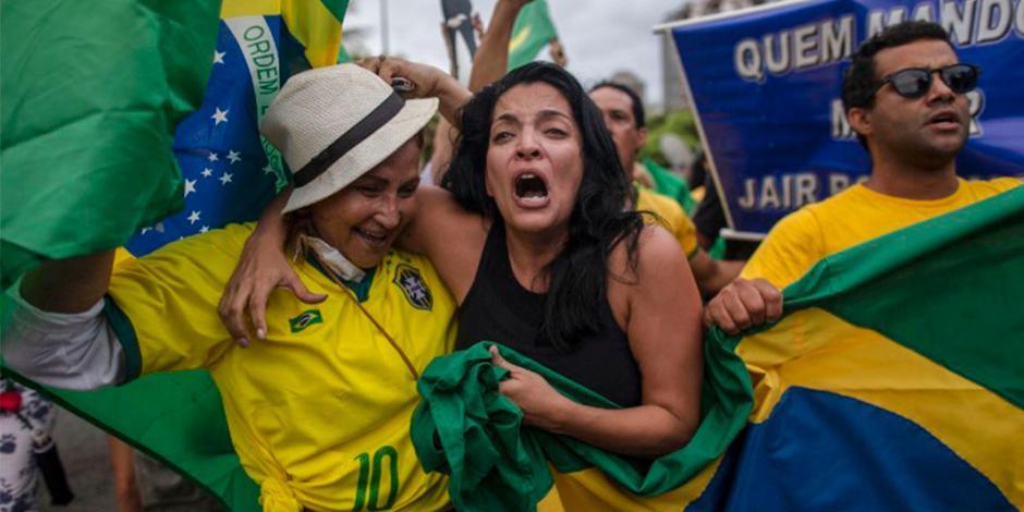 Polarización electoral destapa desigualdad y racismo en Brasil