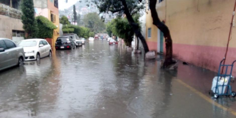 Gustavo A. Madero, la alcaldía más afectada por lluvias de ayer