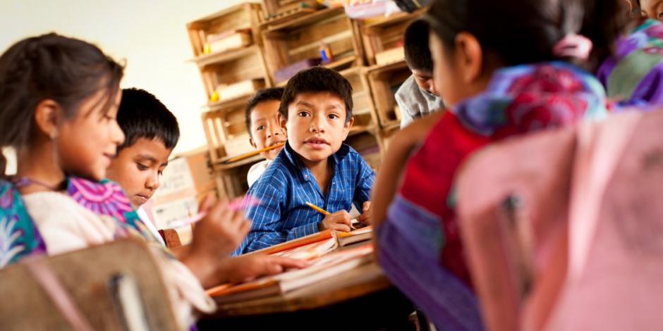 Mayor impulso a la alfabetización para terminar con la desigualdad: CNDH