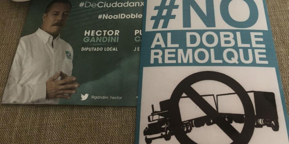 Tras accidente en México-Cuernavaca, urge Gandini
