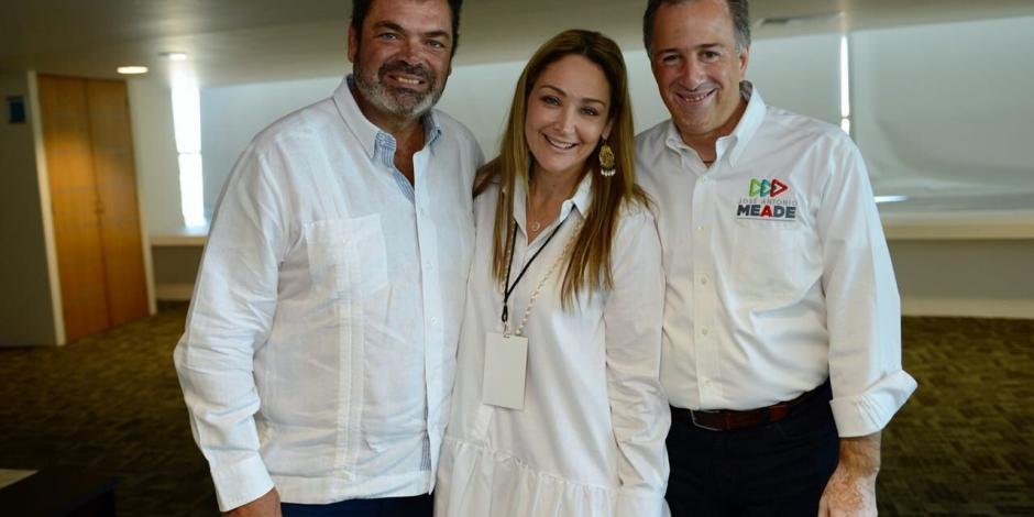 Hermana de Mouriño respalda a José Antonio Meade