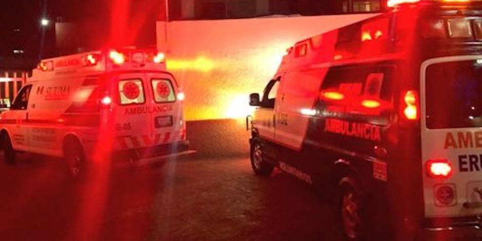 Balacera en Santo Domingo, Coyoacán deja un saldo de dos personas muertas
