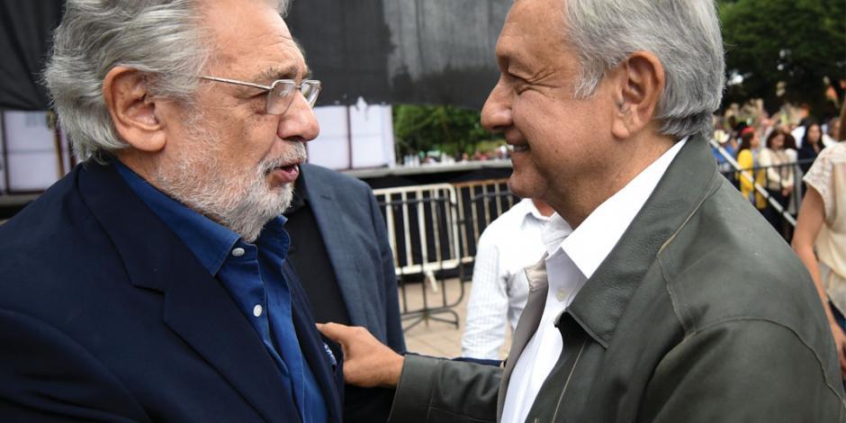 Polémica por el NAIM genera interés: AMLO