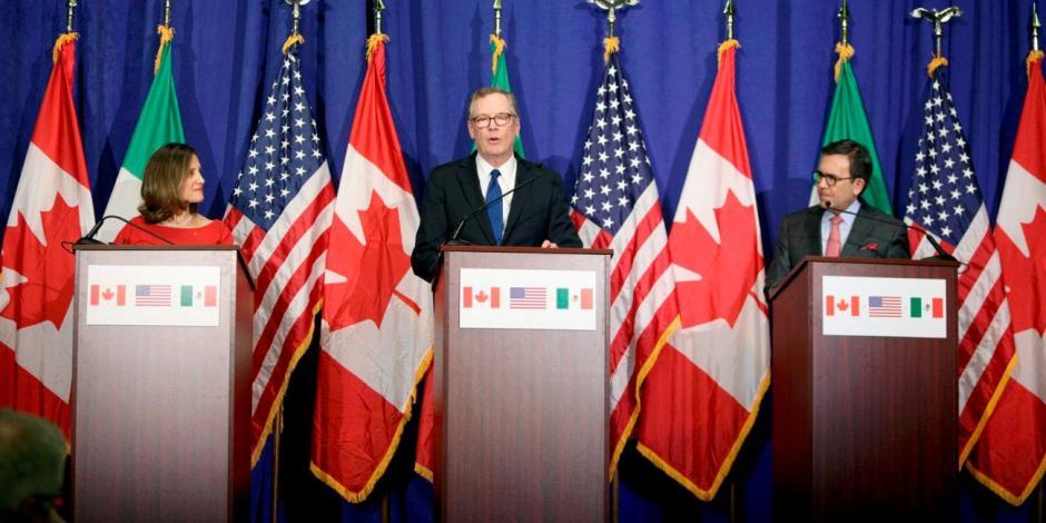 USMCA, el nuevo acuerdo comercial entre México, EU y Canadá