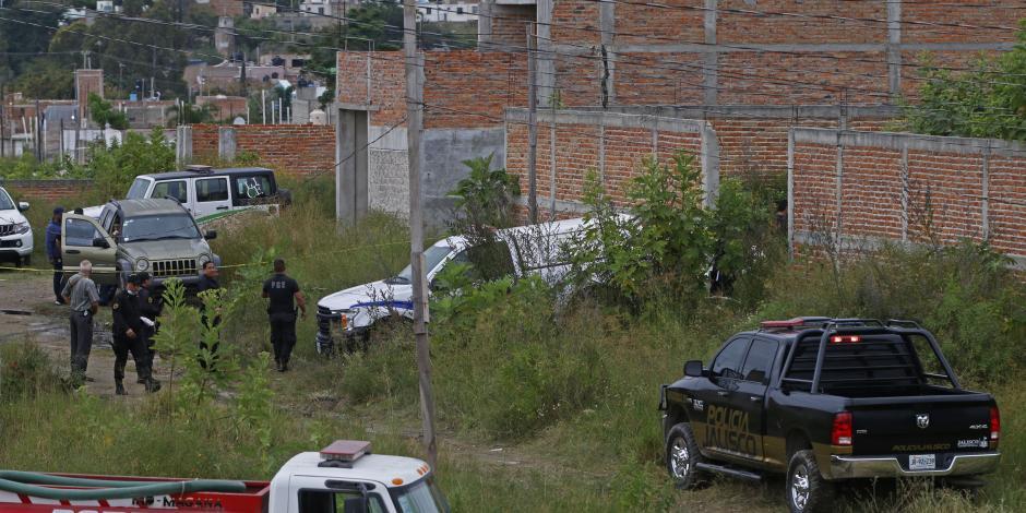 Localizan 10 cuerpos en nueva fosa clandestina de Tonalá