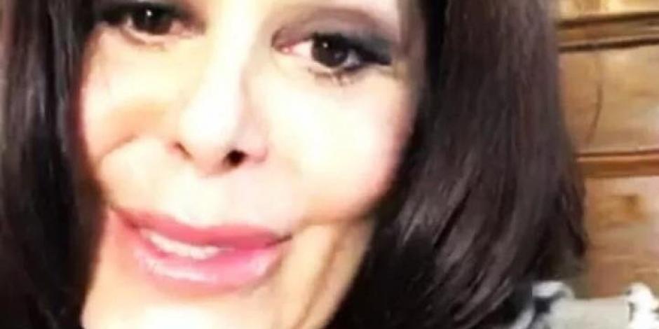 VIDEO: Con memes cuestionan a Alejandra Guzmán por nueva apariencia