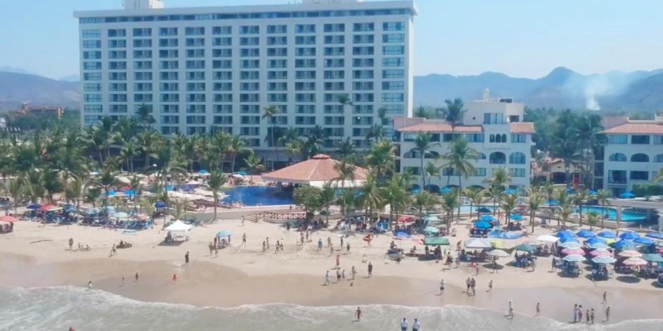 En Guerrero, llegan hoteles al 100% de ocupación