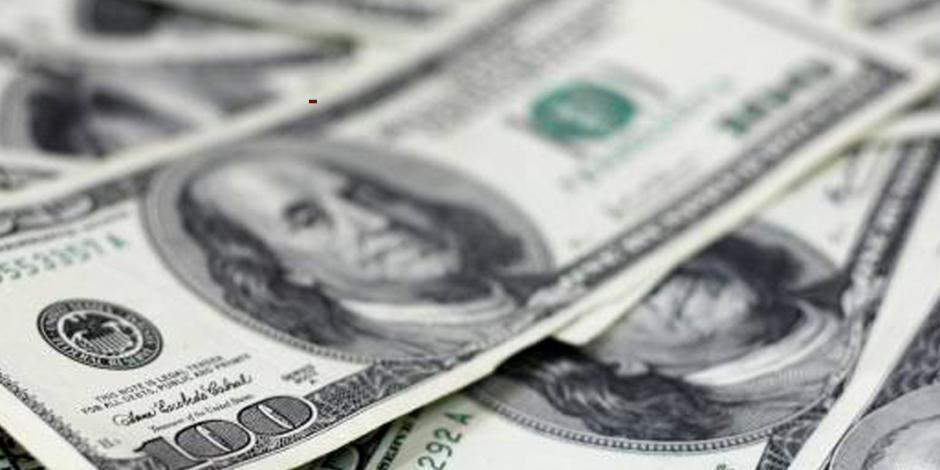 Dólar avanza 35 centavos tras anuncio de aranceles de EU; se vende en $20.35