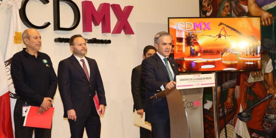 UNAM no ha realizado petición de ingreso policiaco, informa Mancera