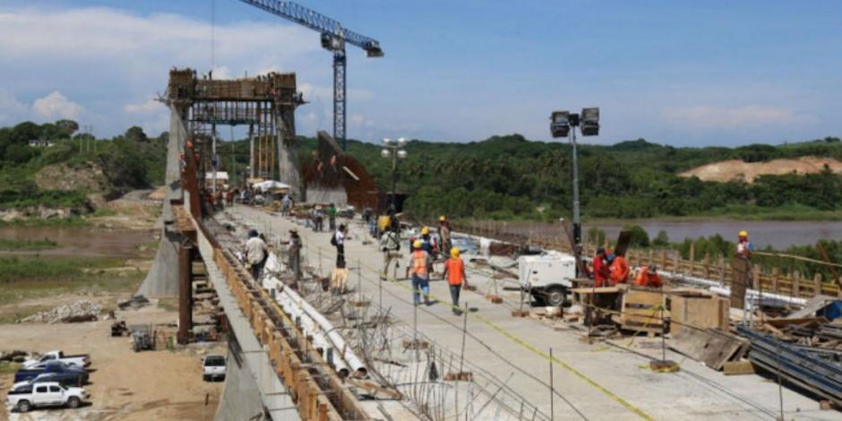 Inversión pública en obras cae al año 3.6% en promedio: analistas