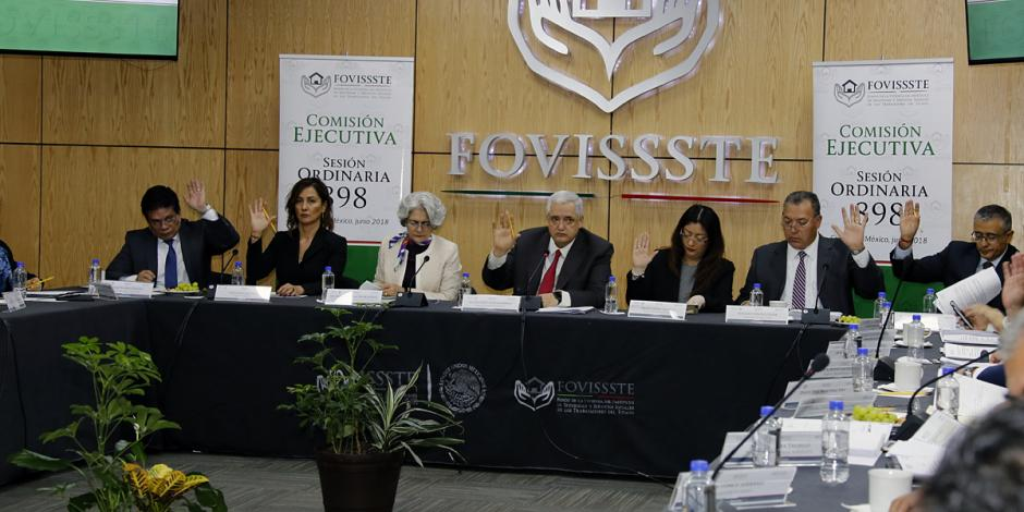FOVISSSTE puede absorber pérdidas sin perjudicar a derechohabientes, afirma