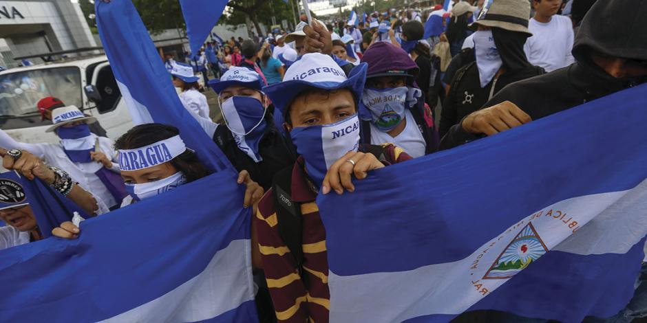 Alertan ahora por crisis financiera en Nicaragua