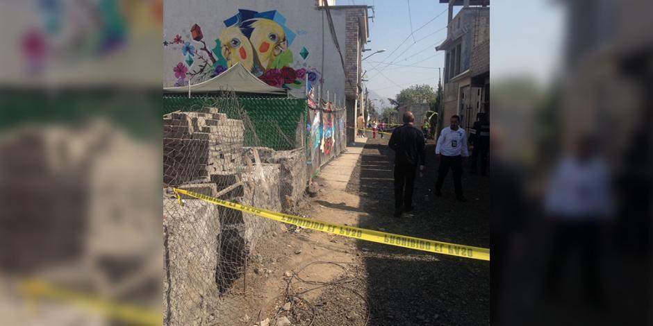 Asesinan a mando de SSPCDMX en Tláhuac cuando llegaba a su casa