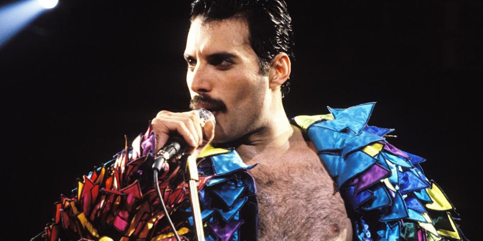 Recordamos a Freddie Mercury, a 72 años de su nacimiento