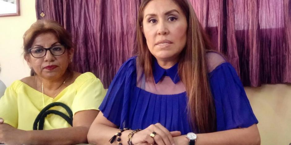 El PRD cumple con la paridad, pero no con la ley, asegura Zulma Carvajal