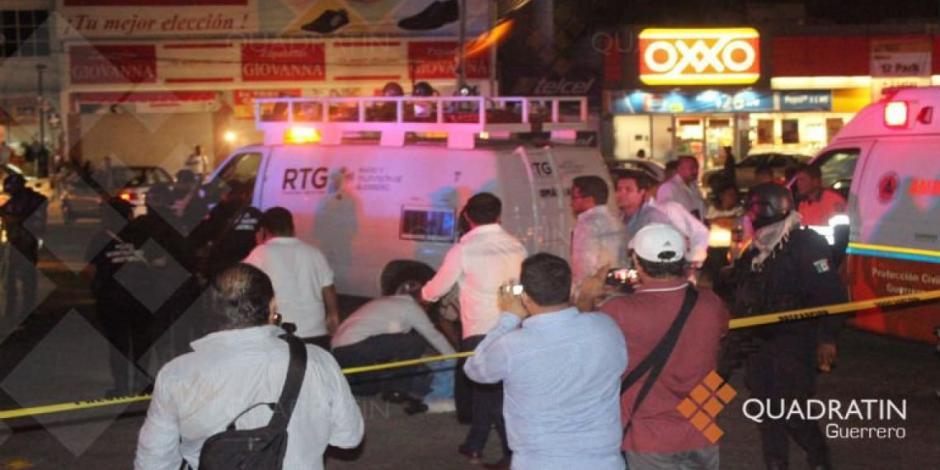 Asesinan a tiros a locutor de radio en Acapulco