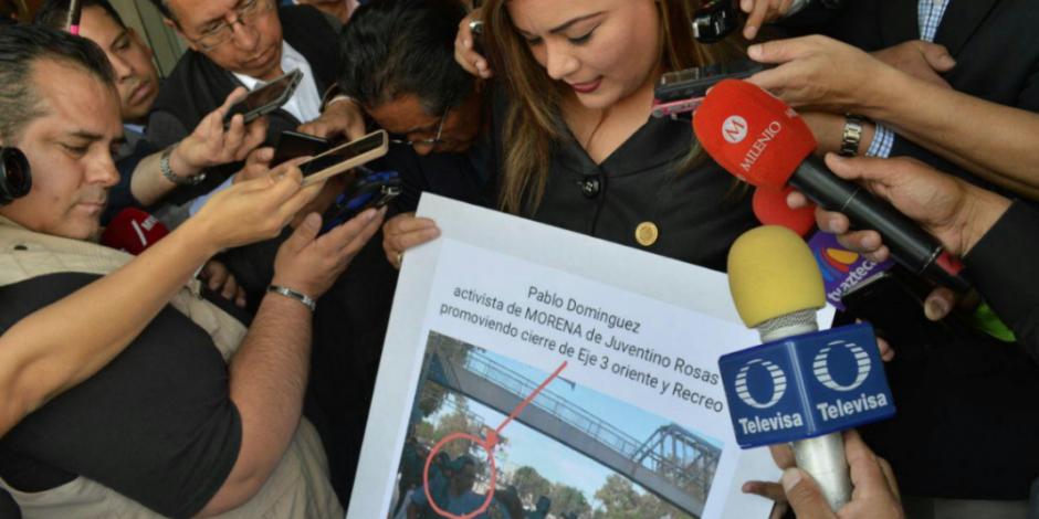 Presentan denuncias por actos de sabotaje en red hidráulica