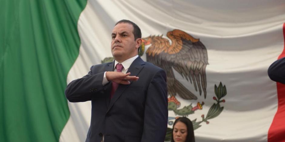 Defenderé a Morelos como lo hice con la Selección: Cuauhtémoc Blanco