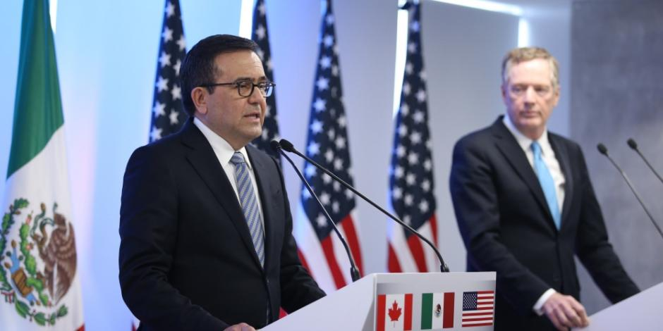 México rechaza 75% de reglas de origen estadounidense